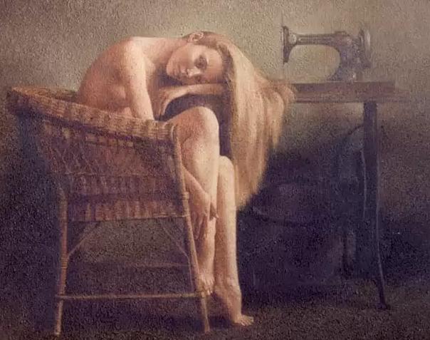 Илья Глазунов женские образы