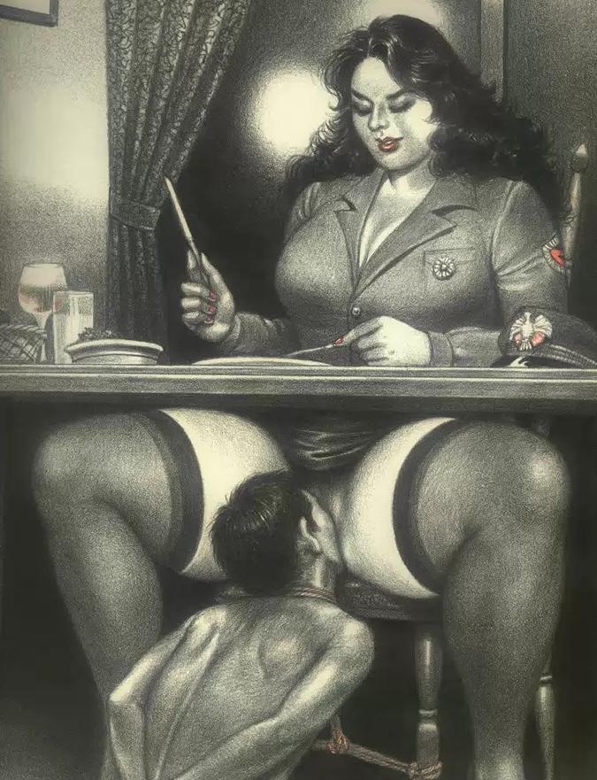 Намио Харукава женский садизм