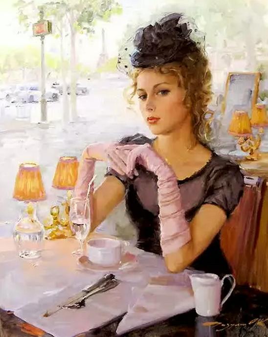Константин Разумов картины видео