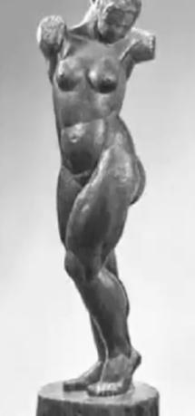 Советская эротическая скульптура видео
