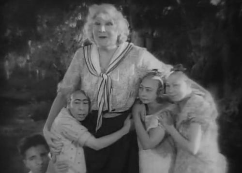 Уродцы фильм ужасов 1932 года