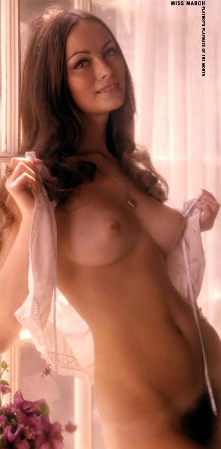 Плейбой 1973 Bonnie Large