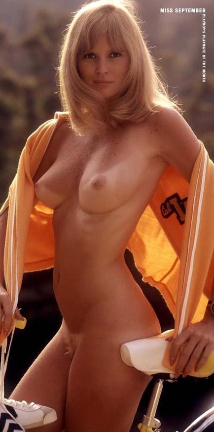 Плейбой 1973 Geri Glass