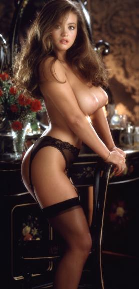Плейбой 1983 Miss March Alana Soares