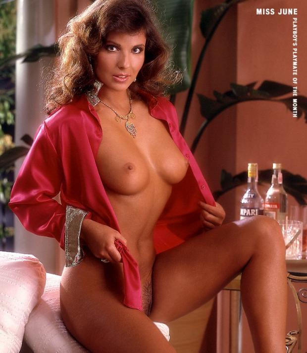 Плейбой 1983 Miss June Jolanda Egger