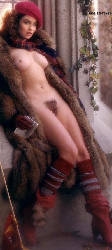 Плейбой 1983 Miss September Barbara Edwards