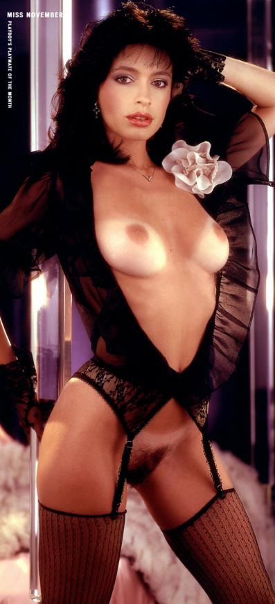 Плейбой 1983 Miss November Veronica Gamba