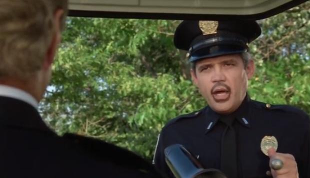 Полицейская академия — Смотри в оба