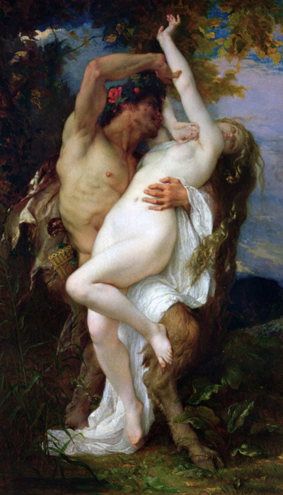 Александр Кабанель картины