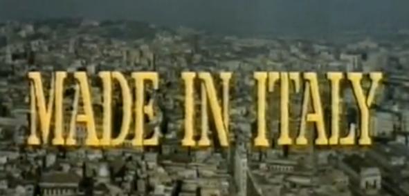 Итальянские комедии — Смотри в оба