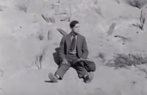 Иди на Запад 1925 Бастер Китон