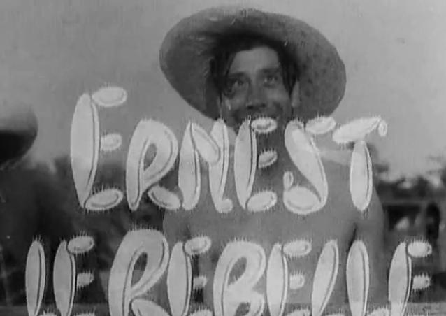 Мятежный Эрнест 1938
