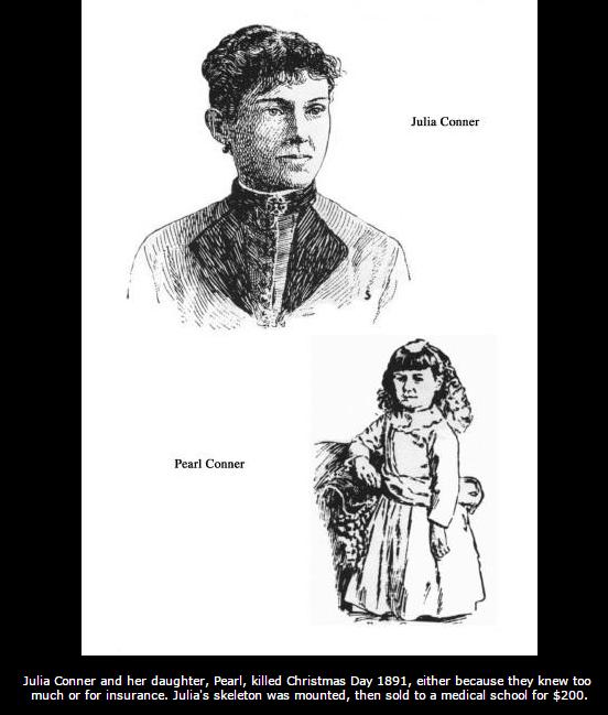 Генри Говард Холмс первый серийный убийца