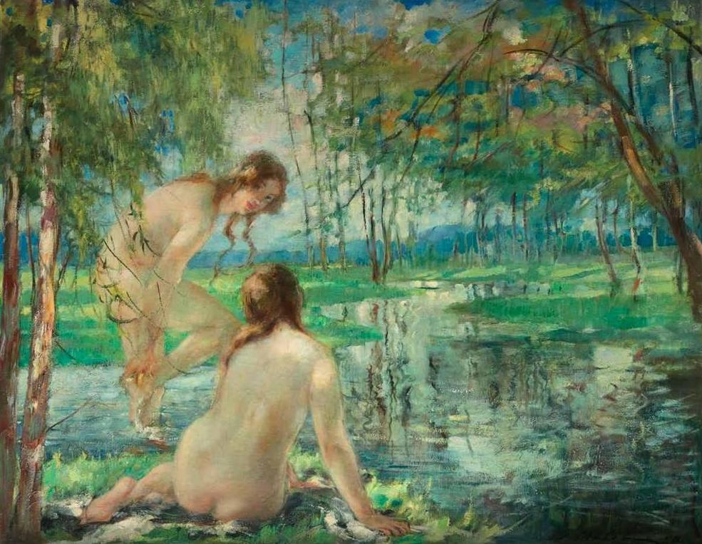 Эротика Русские барышни картины