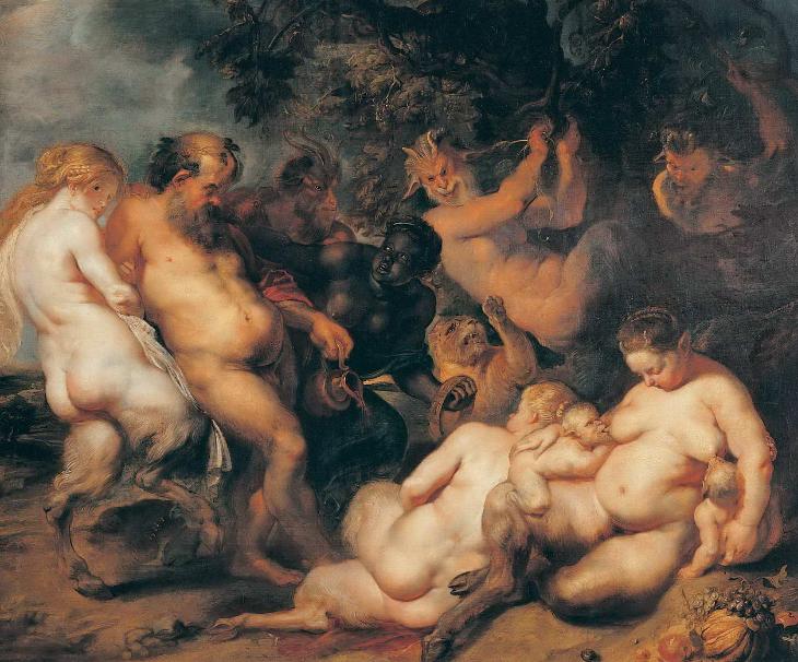 Петер Пауль Рубенс картины