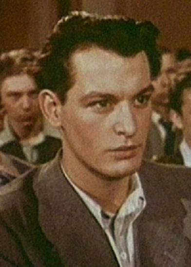 Первые роли советских актёров