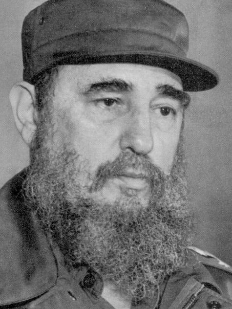 Фидель Кастро ушёл в бессмертие
