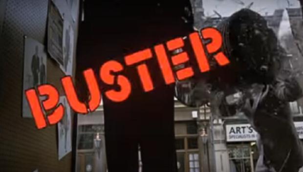 Бастер фильм 1988 года