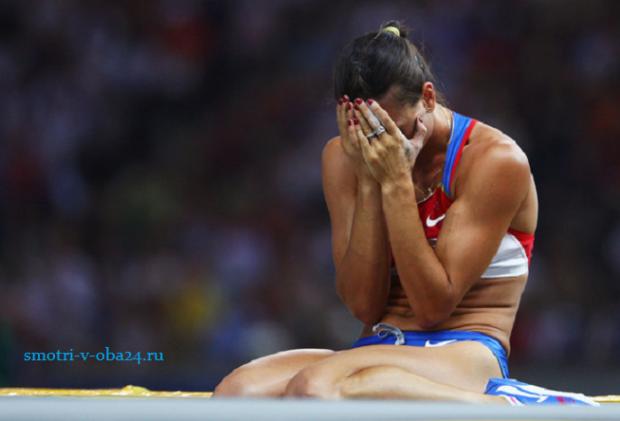 Самые смешные обломы спортсменов
