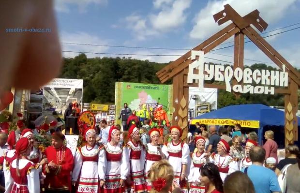 Свенская ярмарка Дубровский район