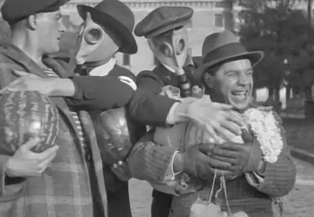 Комедии 1932 года — смотри в оба