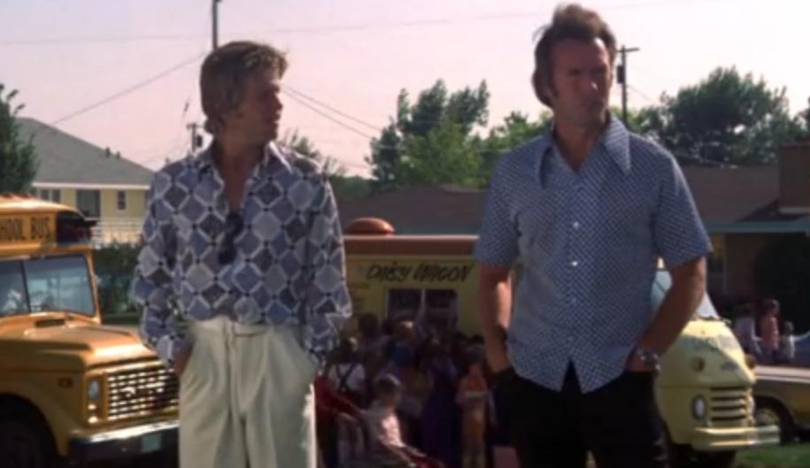 Громила и скороход фильм 1974 года