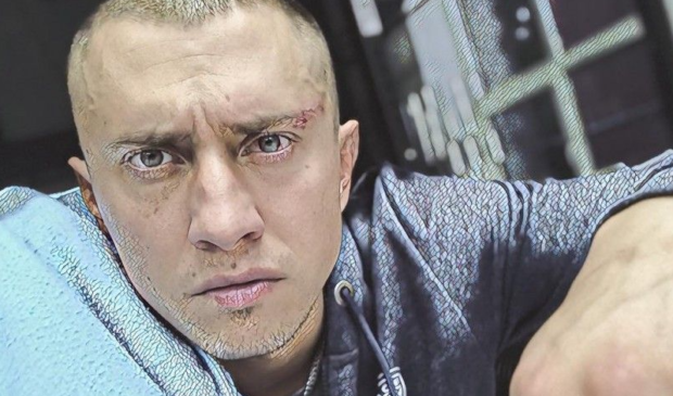 Павел Прилучный попал в больницу