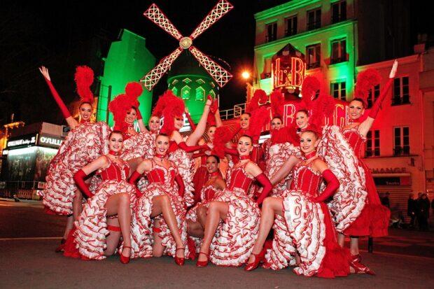 Мулен руж Moulin Rouge